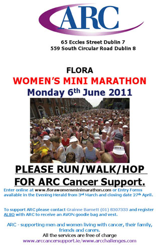 Arc Mini Marathon Poster