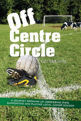 Off Centre Circle Front Cover