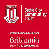 Stoke City Community Trust Logo