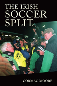 The cover of The Irish Soccer Split