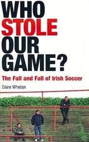 "Book cover for ""Who stole Our  Game?"""