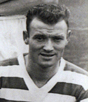 Liam Tuohy during his Shamrock Rovers career