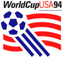 World Cup USA 94 logo