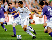 Ronaldo Playing at Tallaght Stadium