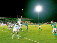 Rugby at Tallaght Stadium