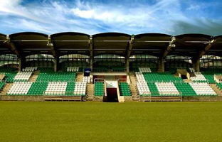 Tallaght Stadium - West  Stand