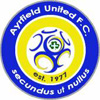 Ayrfield United Football Club Crest