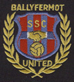 Ballyfermot                 United Football Club Crest
