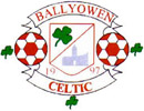 Ballyowen Celtic Football Club Crest