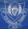 Celbridge Town Football Club Crest