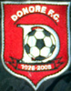 Donore Football Club Crest