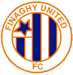 Finaghy United Football Club Crest