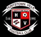 Huntstown Villa Football Club Crest