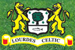 Lourdes Celtic Football Club Crest