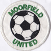 Moorefield United Football Club Crest