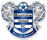 Mountview UnitedFootball Club Crest