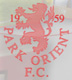 Park Orient Football Club Crest