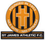 St Jame's Athletic Football Club Crest