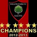 Willow Park Football Club Crest
